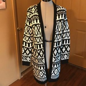 🦋Forever 21 duster/cardigan size Small